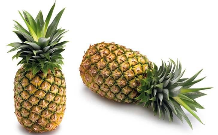 Чем полезны ананасы