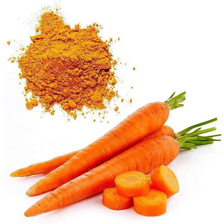 Витамин бета каротин в продуктах питания