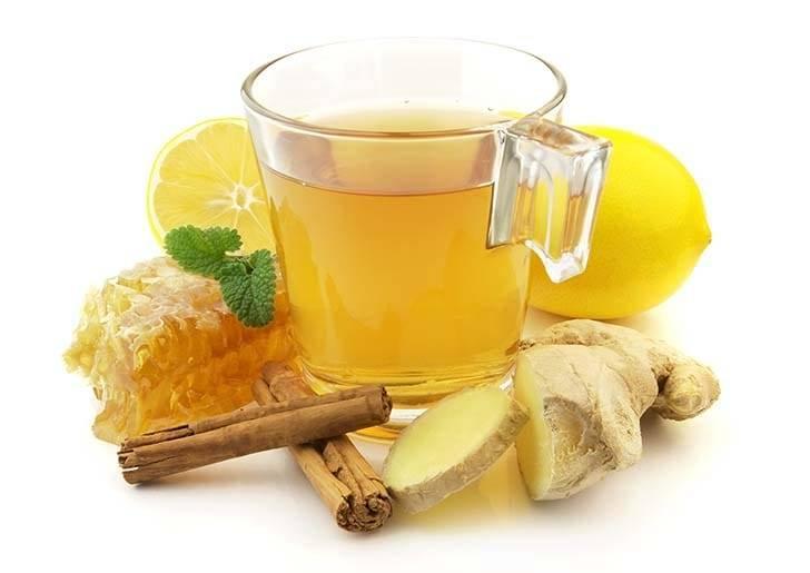 Чай с имбирем: 18 полезных свойств, применение и противопоказания