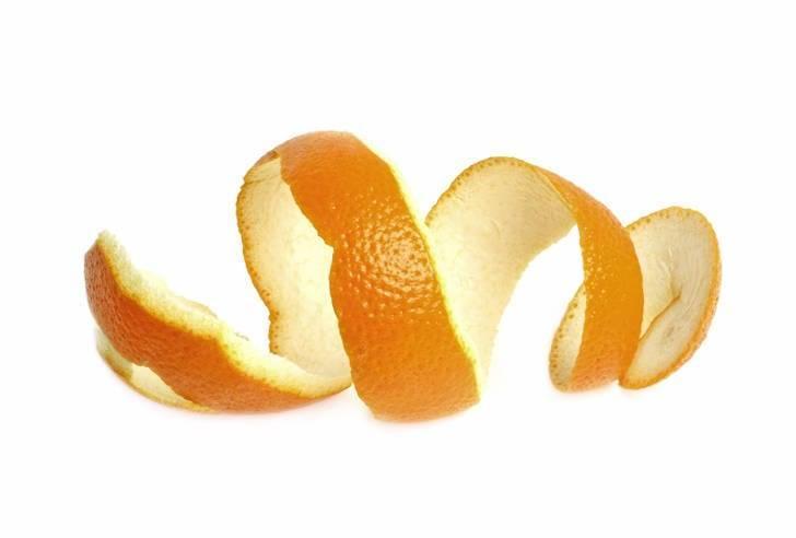 Польза мандариновых корочек
