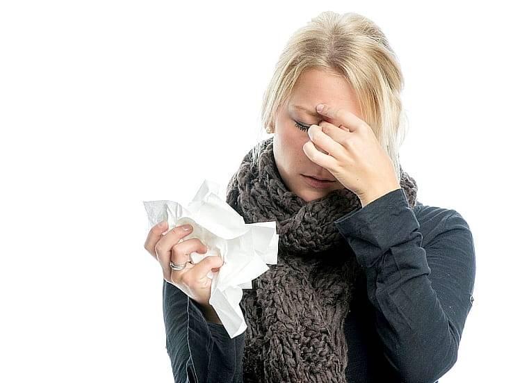 Аллергия: 8 эффективных народных средств