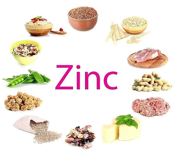 Цинк — 10 продуктов с большим содержанием