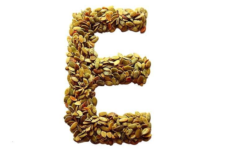 Витамин Е — Топ-20 продуктов с высоким содержанием (таблица)