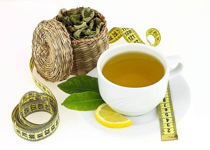 ли похудеть от зеленого чая